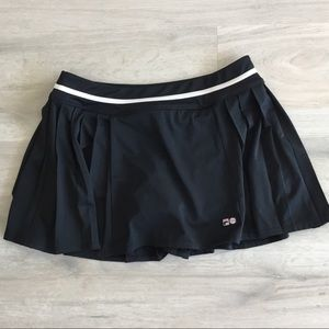 Fila size L Tennis Golf Skort Athletic